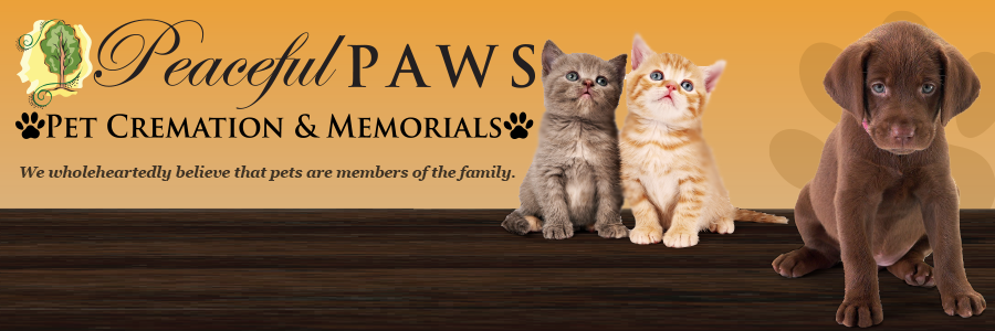 Peaceful Paws Pet Cremation & Memorials
