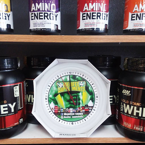 Menifee Supplements